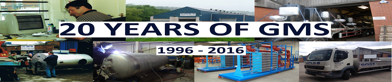 GMS Celebrate 20 Years of Business